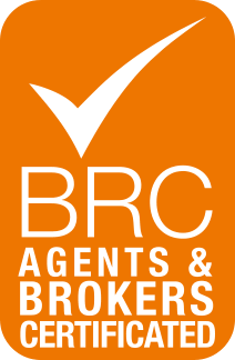 BRC agents & brokers certificated